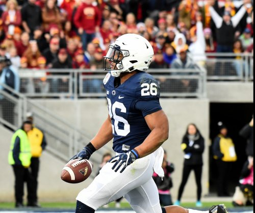 Saquon Barkley carries No. 2 Penn State past No. 19 Michigan