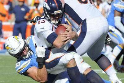 Broncos reportedly will try to deal QB Siemian