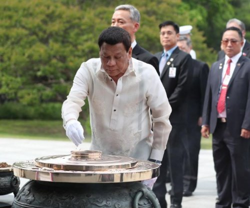 Duterte receives South Korea pledges of cooperation, investment