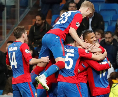 CSKA Moscow shuts out Real Madrid in Champions League