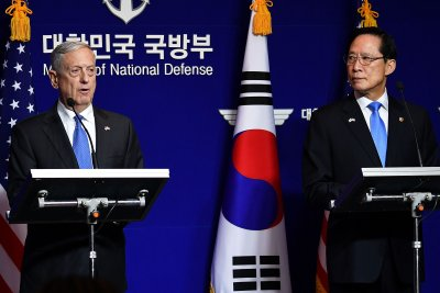 Mattis departure sending ripples in South Korea, analyst says