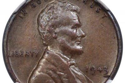 Rare penny from school lunch change up for auction