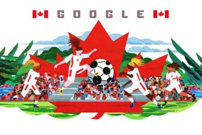 Google honors Women's World Cup teams with new Doodles