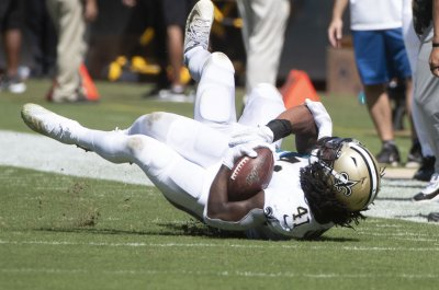 New Orleans Saints' Alvin Kamara, Jared Cook ruled out vs. Chicago Bears