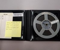 8mm film returned to Minnesota library 40 years overdue