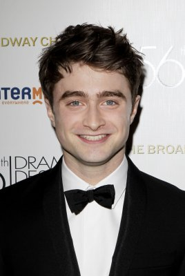 'Potter' stars Radcliffe and Hinds reunite for 'Woman in Black'