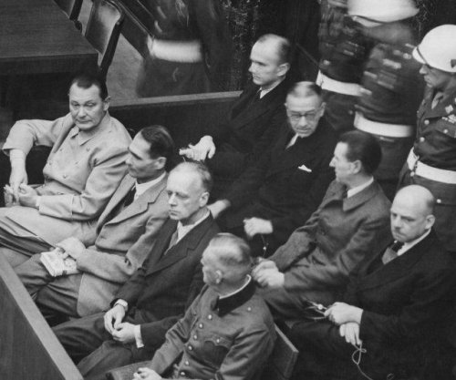 Top 20 Nazis on trial for war crimes