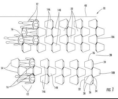 Proposed airline seating design has passengers facing one another
