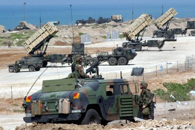 United States, Germany ending anti-Assad air defense mission in Turkey
