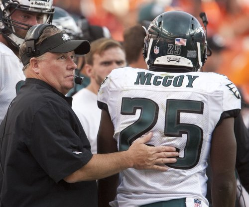 Chip Kelly: Philadelphia Eagles mishandled LeSean McCoy trade