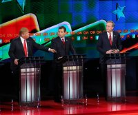 Delusional and desperate - The latest Republican presidential debate