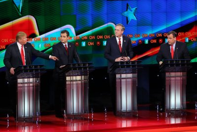 Delusional and desperate - The latest Republican presidential debate