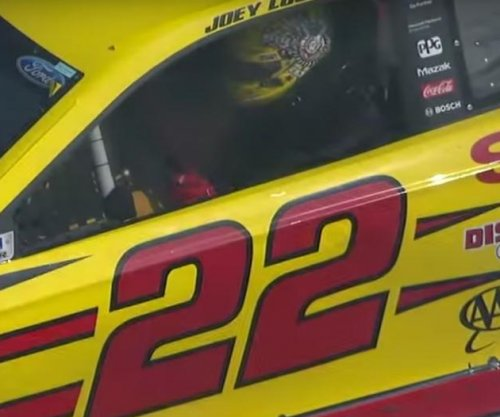 Joey Logano cruises to victory in Michigan