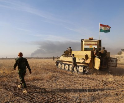 Iraqis, Kurds seize more villages near Mosul