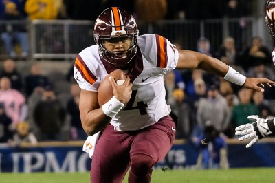 No. 25 Virginia Tech prevails with record 6 field goals
