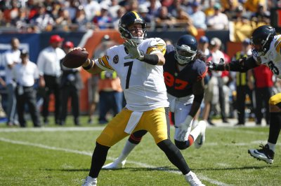 Ben Roethlisberger, Pittsburgh Steelers offense stuck in an early rut