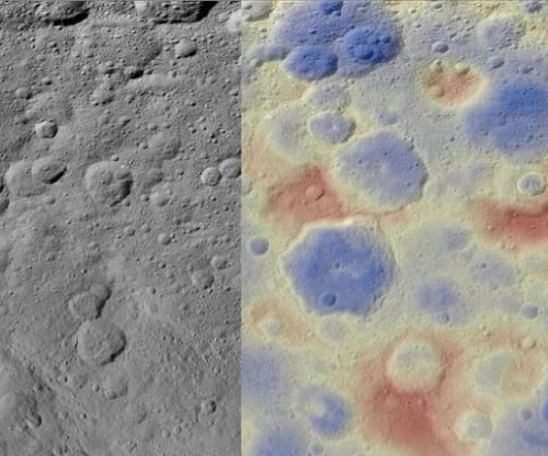 NASA image showcases Ceres mountain named for Kwanzaa
