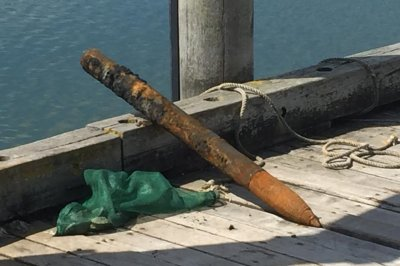 Massachussetts fishing vessel reels in unexploded military shell