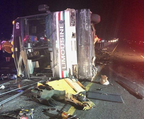 Three killed in New Mexico bus crash