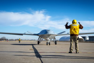 Navy taps Boeing for MQ-25 refueling drone