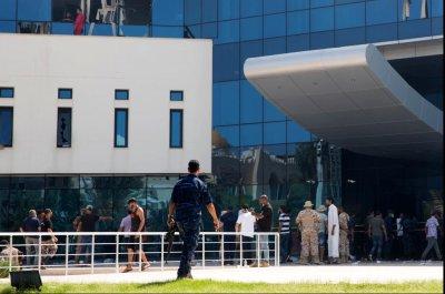 Militants kill 2 execs in terror attack on Libya oil company