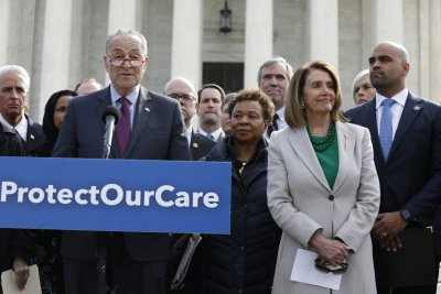 Democrats slam Republicans over Affordable Care Act legality