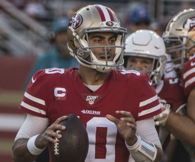 Jimmy Garoppolo leads 49ers to comeback win over Arizona
