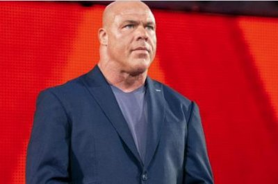 WWE releases Kurt Angle, Rusev and more