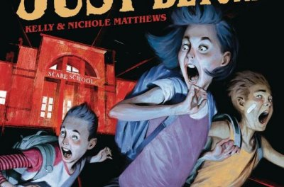 Disney+ orders 'Just Beyond' based on R.L. Stine graphic novel series