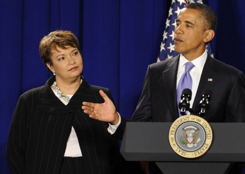 Lisa Jackson to leave EPA