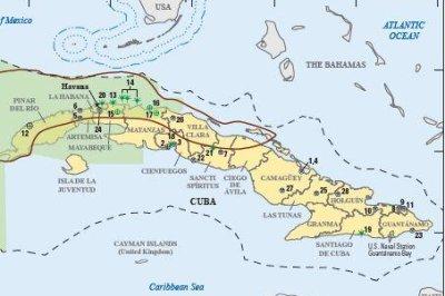 USGS reviews Cuba's oil potential