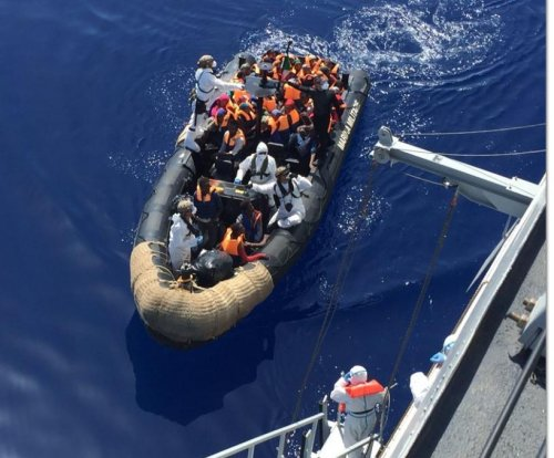 3,500 migrants rescued in single day off Libyan coast