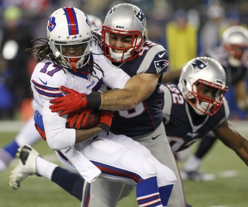 USA rugby eliminated, New England Patriots' Ebner scores try