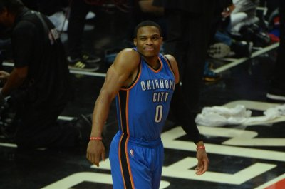 Oklahoma City Thunder beat Miami Heat behind Russell Westbrook's 15th triple-double of season