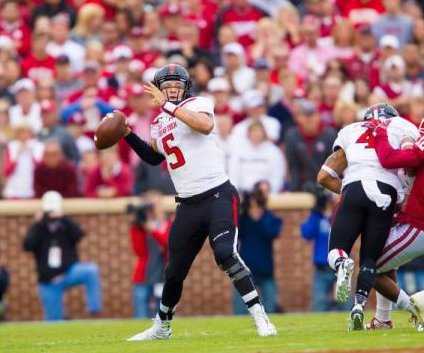 Kansas City Chiefs get their man in Texas Tech quarterback Patrick Mahomes
