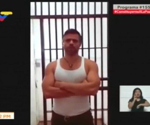 Death scare prompts demand to visit jailed Venezuelan leader