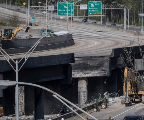 Interstate 85 in Atlanta to reopen by Monday after bridge repair