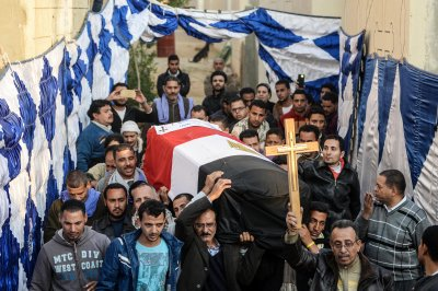 Egypt: 48 IS militants referred to court over church bombings
