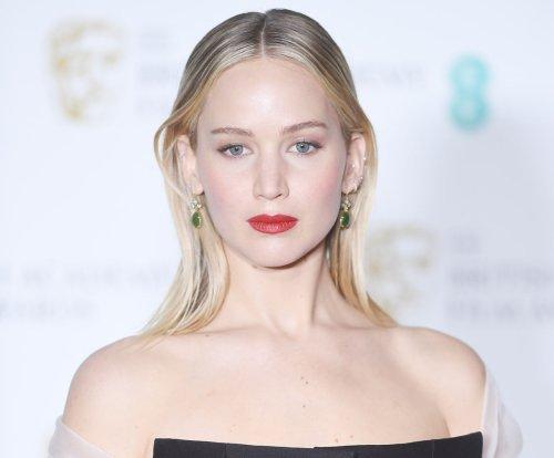 Jennifer Lawrence on Brad Pitt dating rumors: 'I've met him once'