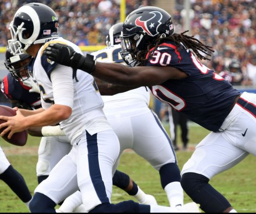 Texans LB Clowney: 'I'm ready'
