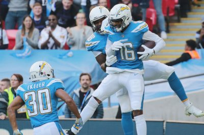 Chargers beat Seahawks for fifth straight win