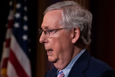 McConnell says Senate may work all month to pass criminal justice reform