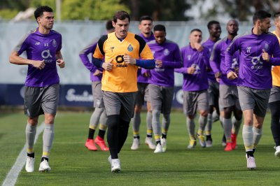 Longtime Real Madrid keeper Iker Casillas has heart attack while training with Porto