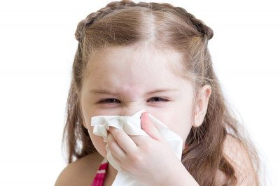 Doctors more likely to prescribe antihistamines for children with colds