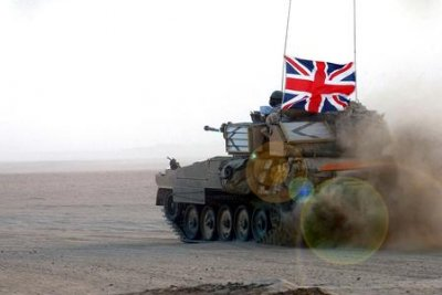 British military ranks decline for 9th straight year, stats show