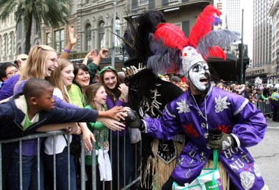 New Orleans nurses Fat Tuesday hangover