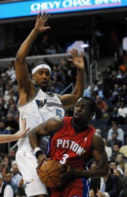 NBA: Detroit 94, Atlanta 88