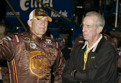 Dale Jarrett selected for NASCAR Hall of Fame.