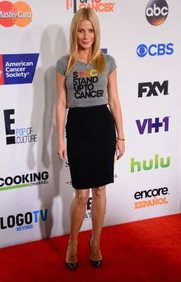 Gwyneth Paltrow 'not best pleased' with Jennifer Lawrence nude photo scandal