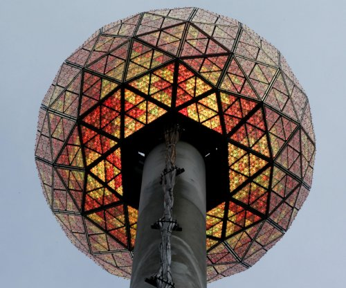Times Square ball in place, New Year's Eve is a go